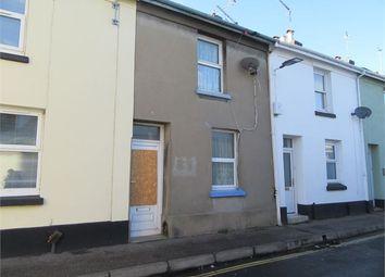Thumbnail 2 bed terraced house for sale in Lemon Road, Newton Abbot, Devon.