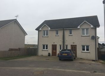 Thumbnail 3 bed terraced house to rent in Denview, Maud, Aberdeen AB42,