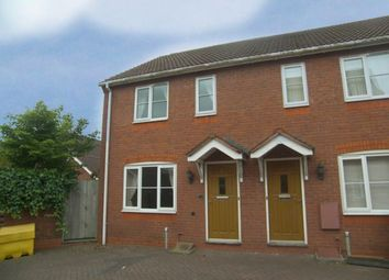 Thumbnail 3 bedroom end terrace house to rent in Short Street, Dickens Heath, Shirley, Solihull
