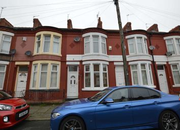 Thumbnail 2 bed terraced house to rent in Northbrook Road, Wallasey
