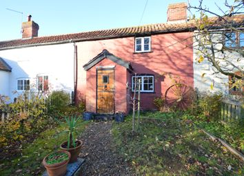 Thumbnail 2 bed terraced house for sale in Lower Street, Stansfield, Sudbury