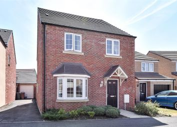 Thumbnail 4 bed detached house for sale in Apollo Avenue, Cardea, Peterborough