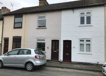Thumbnail 2 bed terraced house to rent in Milton Road, Dunton Green