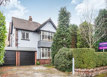 Thumbnail 4 bed detached house for sale in Kings Close, Bramhall