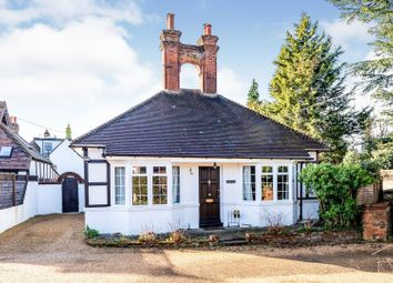 Thumbnail 2 bed lodge for sale in The Street, Betchworth