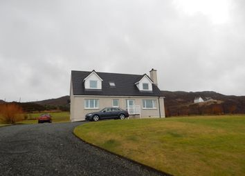 Thumbnail 4 bed detached house for sale in Colbost, Dunvegan, Isle Of Skye