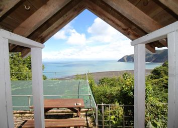 Thumbnail 3 bedroom detached house for sale in North Walk, Lynton