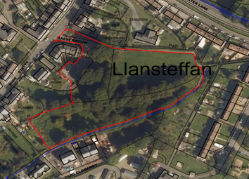 Thumbnail Land for sale in Maes Griffith, Llansteffan