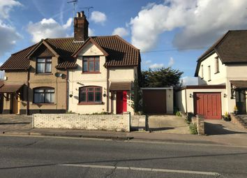 Thumbnail 3 bedroom semi-detached house for sale in 115 East Street, Southend-On-Sea, Essex