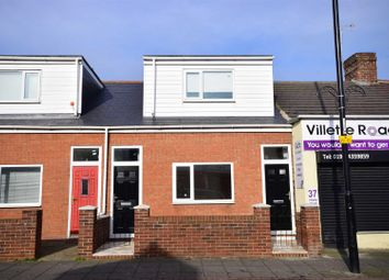 Thumbnail 1 bed flat to rent in Villette Road, Hendon, Sunderland