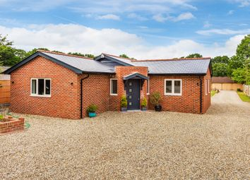 Thumbnail 4 bed detached bungalow for sale in Hare Lane, Lingfield
