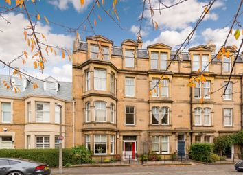 Thumbnail 3 bed flat for sale in Mardale Crescent, Edinburgh