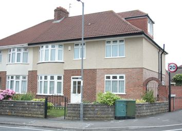 Thumbnail 4 bed semi-detached house for sale in 7 Highridge Green, Uplands, Bristol