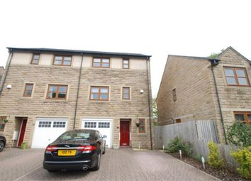 Thumbnail 4 bed semi-detached house for sale in Tenterfield Close, Greenfield, Oldham