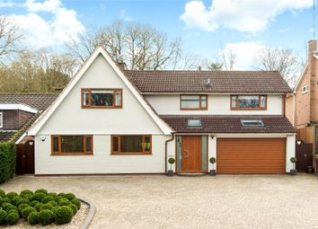 Thumbnail 4 bed detached house for sale in Hemwood Road, Windsor, Berkshire