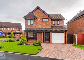 Thumbnail 4 bed detached house for sale in Holbeck, Astley, Tyldesley, Manchester