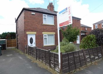 Thumbnail 2 bed semi-detached house for sale in Vicarage Avenue, Gildersome, Leeds, West Yorkshire