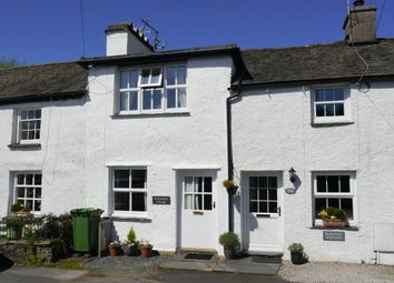 Thumbnail 1 bed terraced house for sale in Buttonhole Cottage, Blue Hill Road, Ambleside
