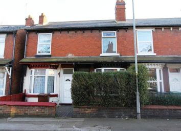 Thumbnail 3 bedroom terraced house for sale in Victoria Street, Willenhall