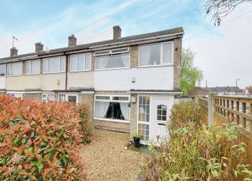 Thumbnail 3 bed end terrace house for sale in Maycroft Gardens, Thorneywood, Nottingham