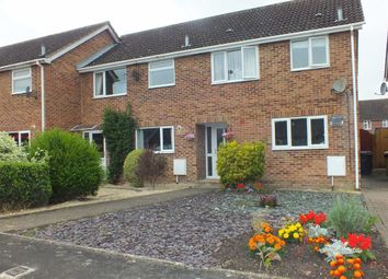 Thumbnail 3 bed end terrace house for sale in Home Close, Trowbridge, Wiltshire