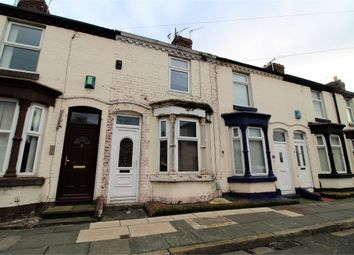 Thumbnail 2 bed terraced house for sale in Strathcona Road, Liverpool, Merseyside
