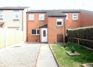 Thumbnail 2 bed terraced house for sale in Bishopdale, Worksop