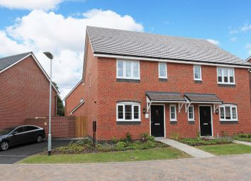Thumbnail 3 bed semi-detached house to rent in Amies Meadow, Broseley