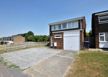 Thumbnail 4 bedroom detached house to rent in Housman Avenue, Royston