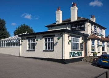 Thumbnail Pub/bar for sale in Rochester, Kent