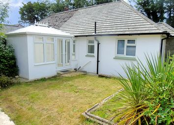 Thumbnail 2 bed semi-detached bungalow for sale in Bobs Road, St. Blazey, Par
