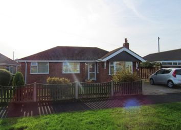 Thumbnail 3 bed bungalow to rent in The Crescent, Holton-Le-Clay, Grimsby