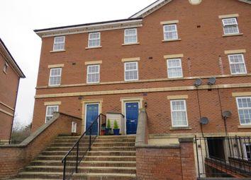 Thumbnail 3 bed flat for sale in Fenton Avenue, Swindon