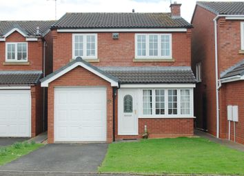 Thumbnail 3 bed detached house for sale in Eclipse Road, Alcester