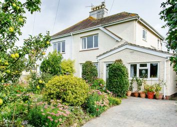 Thumbnail 3 bed semi-detached house for sale in Colwall Green, Malvern