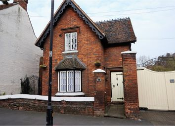 Thumbnail 2 bed detached house for sale in High Street, Saffron Walden