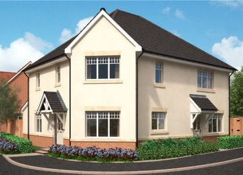 Thumbnail 2 bed semi-detached house for sale in Stockwood Way, Farnham, Surrey