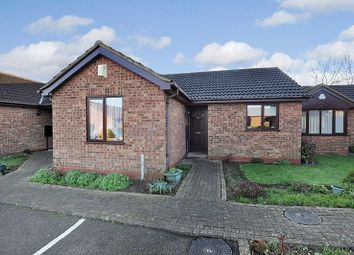 Thumbnail 2 bed terraced bungalow for sale in Nightingale Court (5), Peterborough