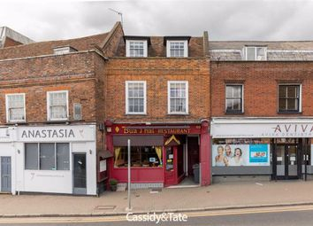 Thumbnail 1 bed flat to rent in St Peters Street, St Albans, Hertfordshire