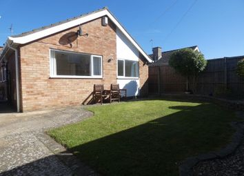 Thumbnail 3 bed detached bungalow for sale in Carral Close, Lincoln