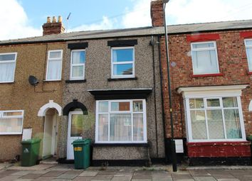 Thumbnail 3 bed terraced house for sale in Crampin Road, Cleethorpes