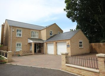 Thumbnail 4 bedroom detached house for sale in Merrifield Gardens, Ely