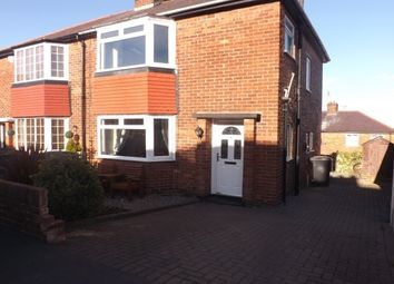 Thumbnail 3 bed property to rent in Woodland Drive, Greenfield, Holywell