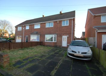 Thumbnail 3 bed semi-detached house for sale in Cook Gardens, Gateshead
