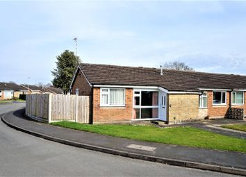 Thumbnail 2 bed semi-detached bungalow for sale in Meadow Lane, Markfield