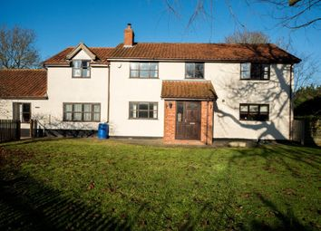 Thumbnail 5 bed detached house for sale in Long Row, Tibenham, Norwich