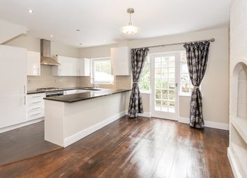 Thumbnail 3 bedroom terraced house to rent in Upper Park Road, Hampstead
