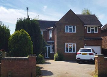 Thumbnail 4 bed detached house to rent in Mill Lane, Dorridge, Solihull