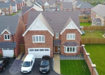 Thumbnail 5 bed detached house for sale in Phildock Wood Road, Derby, Derbyshire
