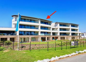Thumbnail 2 bed flat for sale in Sea Road, Carlyon Bay